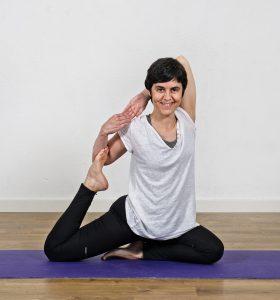 Fotografía Sincronía Yoga - David Momblan