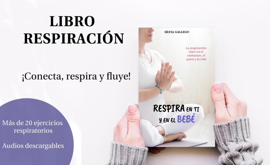 promo libro Respira en ti y en el beb