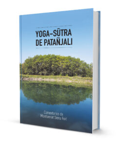 Yoga-Sutras de Patajñali Montserrat Serra vertical