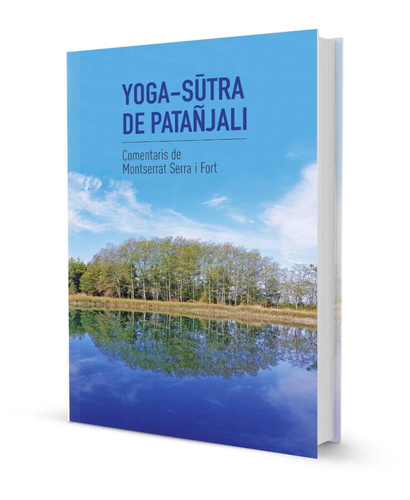 Portada llibre Yoga-Sūtra de Patañjali 2019 Montserrat Serra